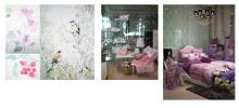 纺织品设计画稿-系列画稿订制