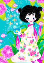 威客服务:[26561] 插画儿童插画游戏插画系列插画漫画设计制作