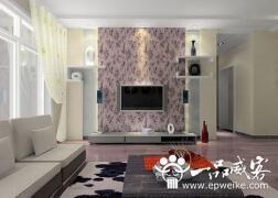 玻璃电视墙设计如何配色 玻璃电视墙设计配色方案