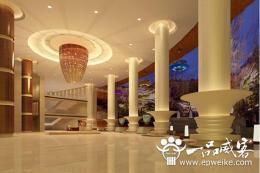 酒店装修设计如何布局 酒店装修设计布局的特点