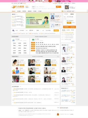 行业类网站开发