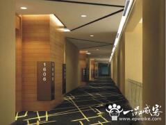 快捷商务酒店装修设计的升华 艺术性快捷商务酒店装修设计