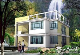 农村别墅自建房设计特点 农村自建别墅设计