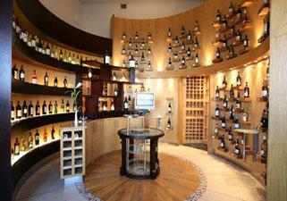 红酒专卖店