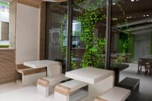 Ochaby快餐厅设计»