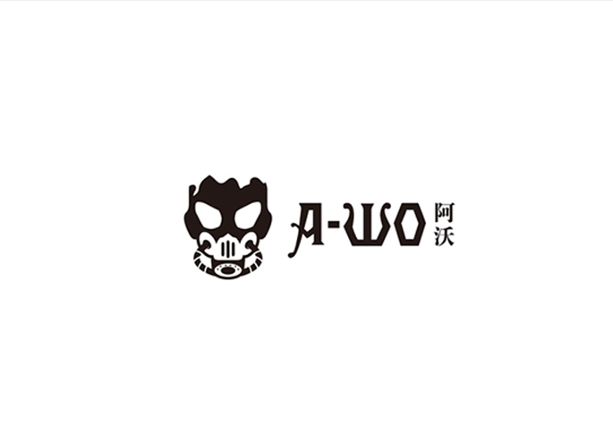 阿沃标志设计