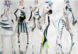 创意服装图案设计如何造型 服装图案设计造型创意方法