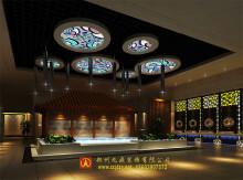 平顶山主题酒店装修设计