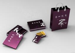 茶叶礼品盒包装设计 茶叶礼品包装设计方案