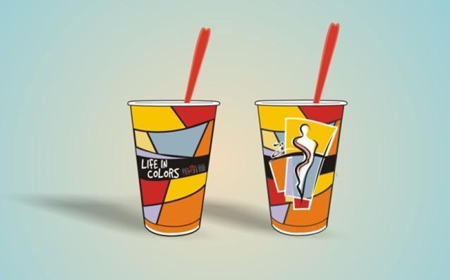 冰淇淋杯设计