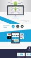 科技类网站首页设计