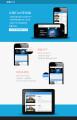 科技类APP手机UI设计