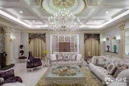 欧式别墅建筑设计说明_古典奢华欧式别墅风格特色