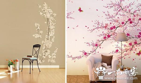 手绘墙用什么颜料最好?内墙外墙选择有差别
