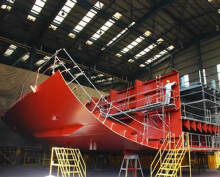 船舶生产车间管理系统