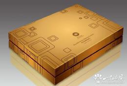 礼品盒包装设计制作的工艺流程