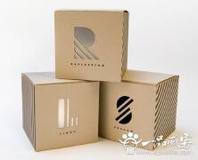 商品纸盒包装设计造型构成思路
