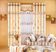 创意窗帘商铺装修效果图设计欣赏
