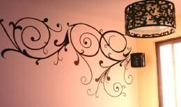 家居手绘墙设计装修前的准备工作