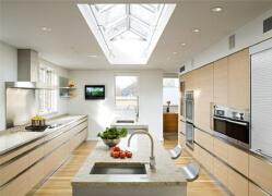 别墅厨房装修设计方案的注意细节