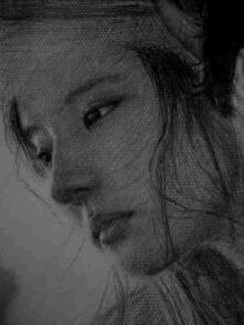人物手绘肖像