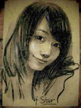 威客服务:[39023] 个人肖像画