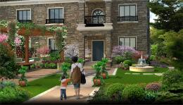 私家高端别墅花园景观设计建议