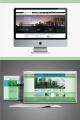 能源类网页整站设计
