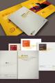 高端服务业画册设计