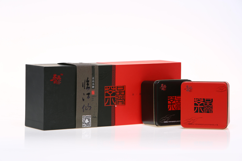 茶品尚——茶叶包装设计