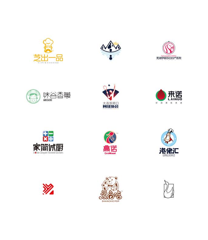 logo设计-行业logo