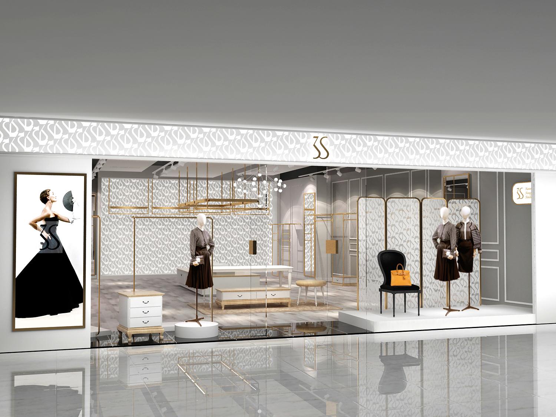 专卖店--知名品牌女装