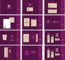 威客服务:[45007] 整套VI设计(门头、手提袋、信封、员工卡、纸杯、名片等)