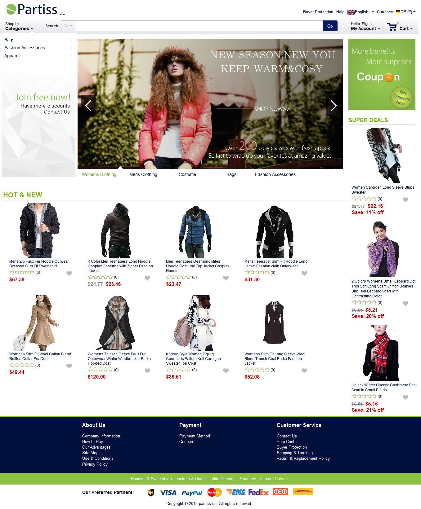 网站前端设计