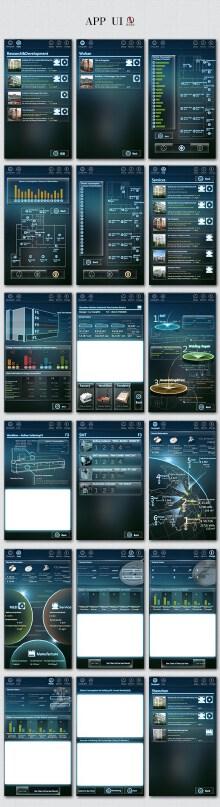 APP界面UI-3