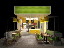 甜品空间设计