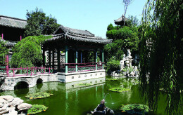 中国古典园林景观设计的特色