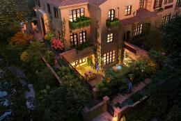 别墅庭院景观设计风格有哪些