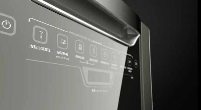 伊萊克斯洗碗機產品功能片