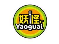 妖怪logo和VI设计