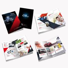 平面设计-画册设计