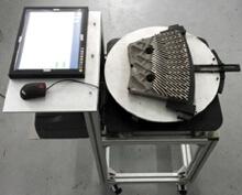 扇形纸浆磨片机