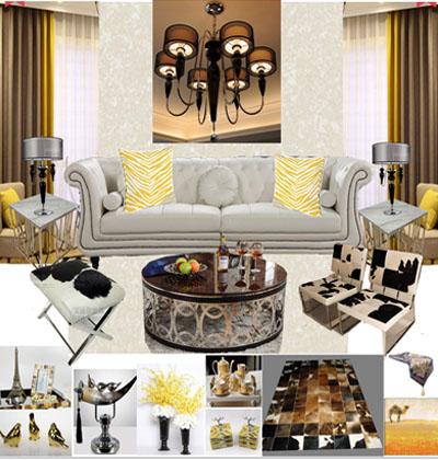 3室  样板房/整体软装设计