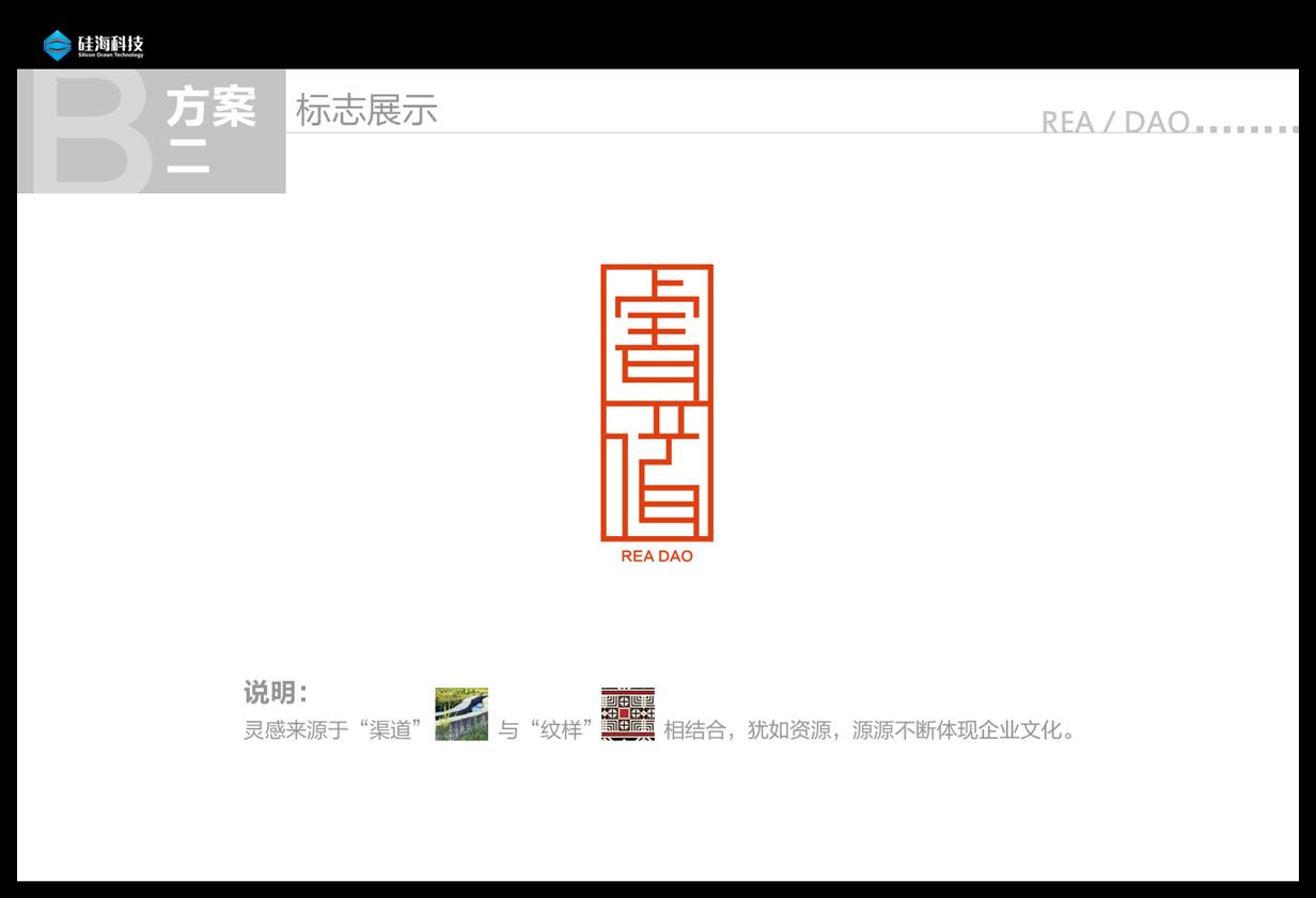 睿道整套VIS手册之备选方案二