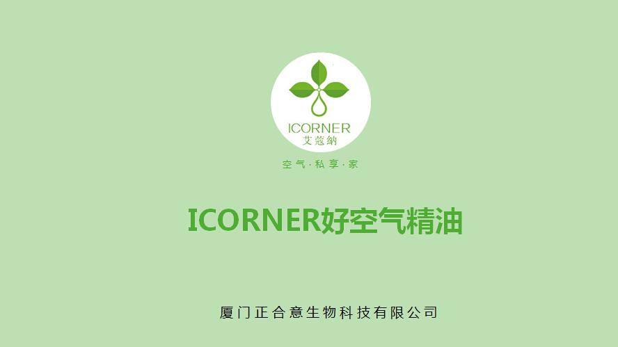 正合意ICORNER精油