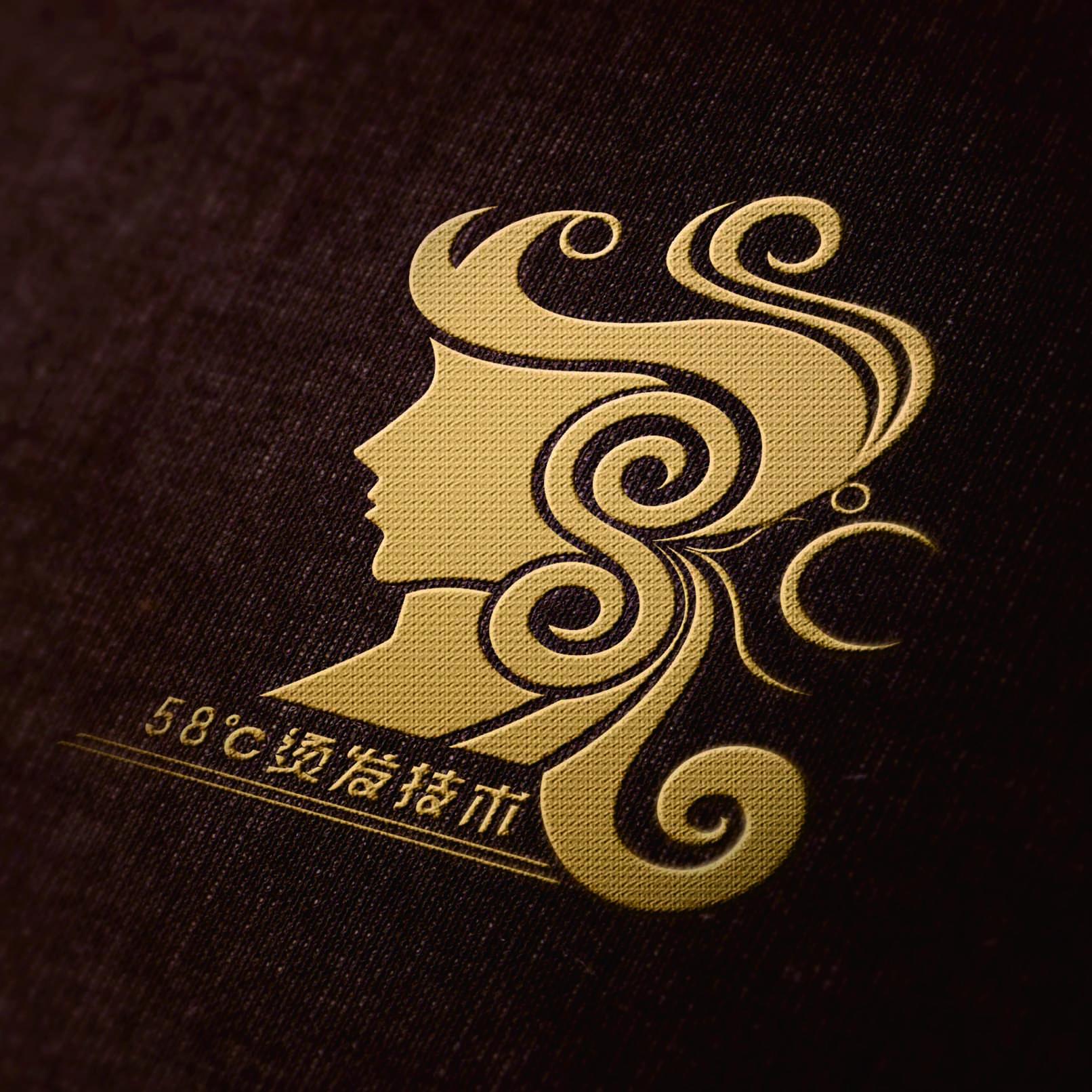 58摄氏度中标logo