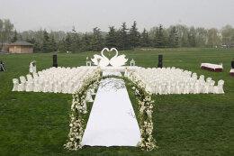 户外草坪婚庆策划需要考虑的内容