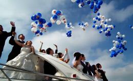 浪漫游艇海上婚庆策划方案