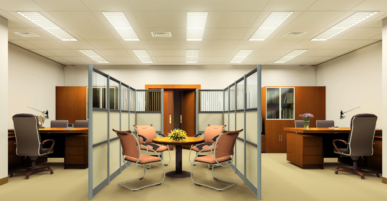 员工办公室布局设计方式选择