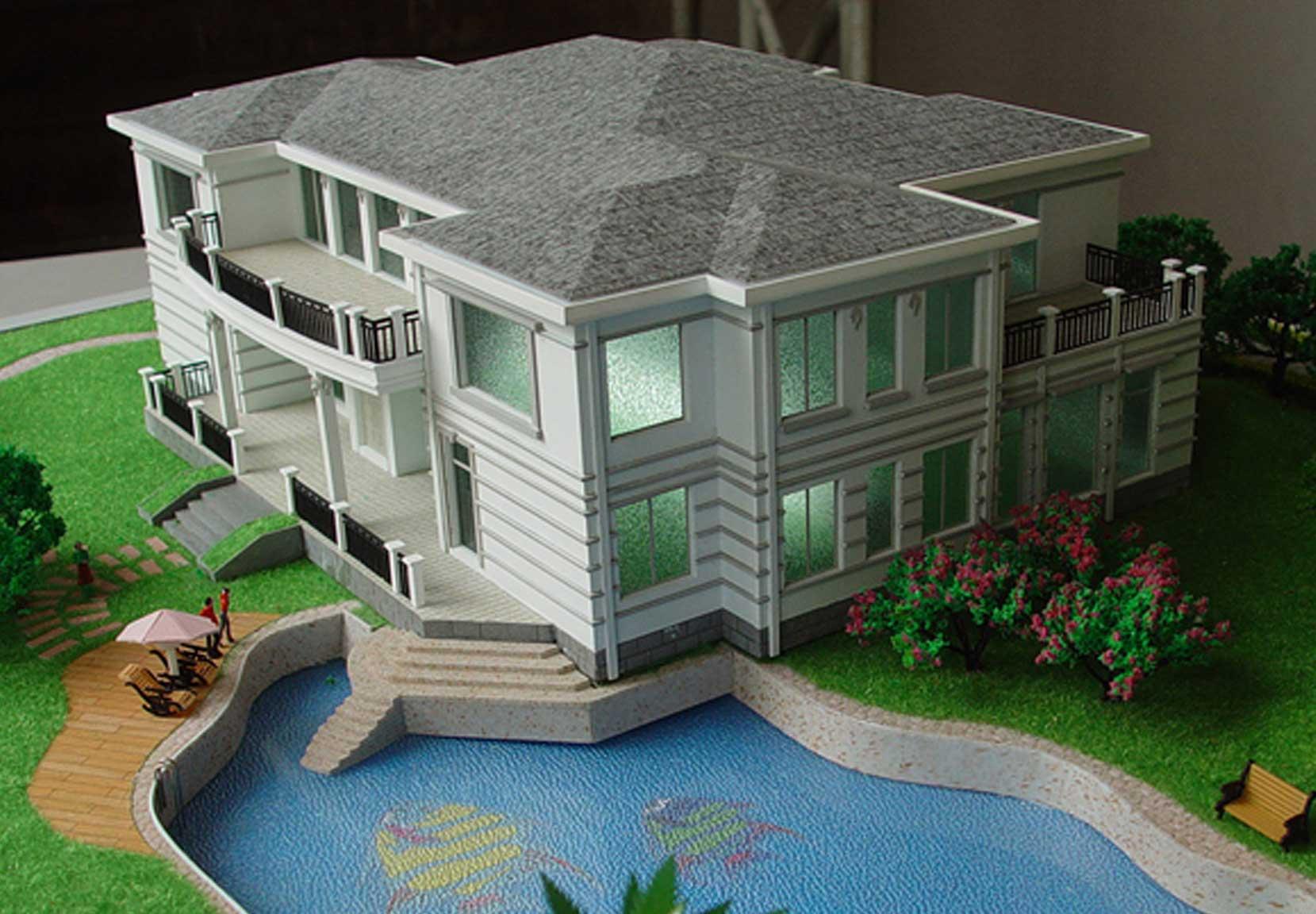 建筑模型制作一些不得不知的小妙招